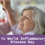 May 19 is world inflammatory bowel disease day