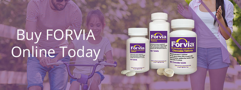 Get Forvia and IBD supplements online today
